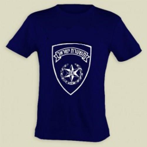 Israel Police T-shirt (T-35)