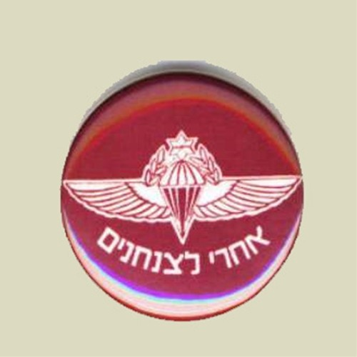 Jump Wings - IDF Parawings Metal Pin Tag (sika-6)