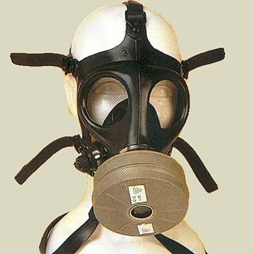 Israeli Gas Mask - Adult Size (GM-10001)