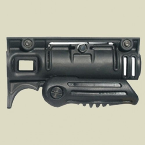 FFA-T4 - Two-position foregrip & Flashlight mount (FFA-T4)