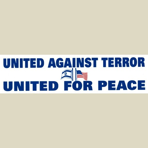 United Against Terror (st-16)