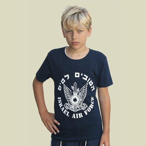 Israel Air Force Kid T-shirt (KT-01)