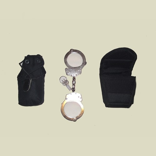 Handcuffs with pouch (HCP-1)