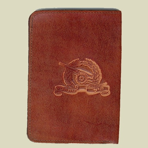 Artillery Corps Leather Wallet (W-13)