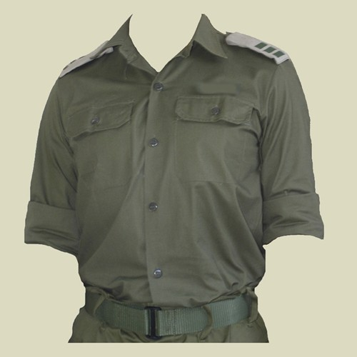 IDF Israel Army Uniform Shirt (SH-100)