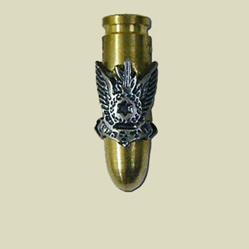 Air Force Uzi Pendant (B2-1)