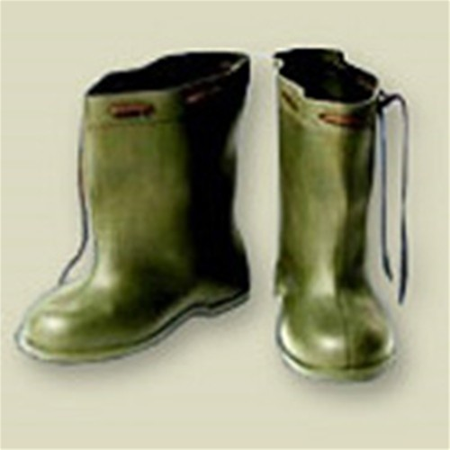 Israeli NBC Protective Rubber Overboots (GME-10008)