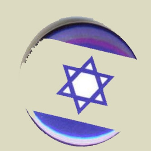 Israel National Flag Pin Tag (sika-11)
