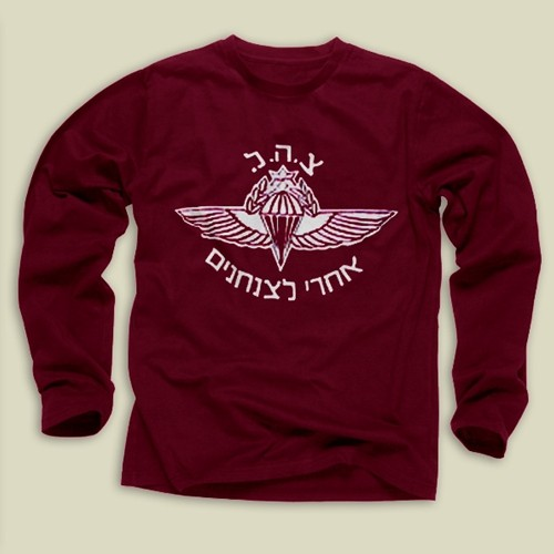 Paratroops Jump Wings Sweatshirt (SW-23)