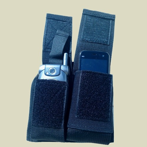 Double Cell Phone Pouch (DCPP-1)