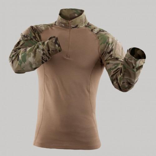 Tactical Shirt -Military Dry-Fit Shirt -CM2d