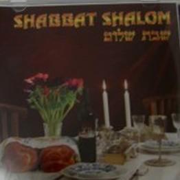 Shabbat Songs (CD-1)