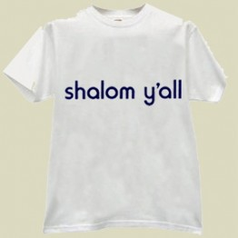 Shalom Y'all - Peace for all T-Shirt (T-79)