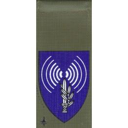 IDF Spokesman Shoulder Tag (ay-100)