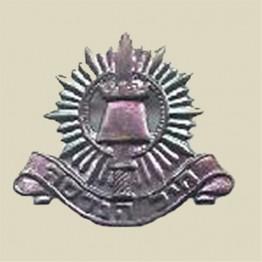 Combat Engineers beret insignia (1-18)