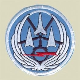 Israel Air Force Squadron Patch (IAF-D2)