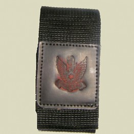 Cellphone holster with IAF insignia (cell-2)