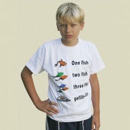 Gefilte Fish T-shirt (KT-11)