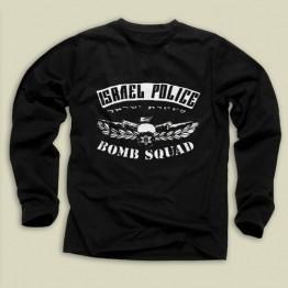 Israel Police Bomb Squad Sweatshirt (SW-16)