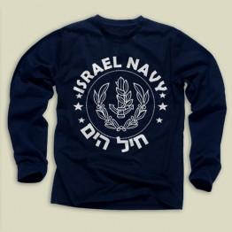 Israel Navy Sweatshirt (SW-17)
