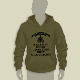 Intelligence Corps Hooded Sweatshirt (HS-20)