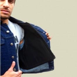 Jeans Jacket-Body Armor (IMP-1750)