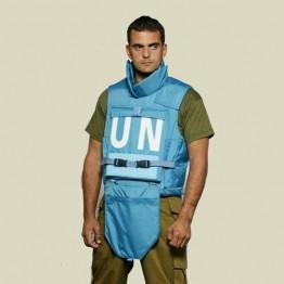 UN BulletProof Body Armor Vest (IMP-2000)