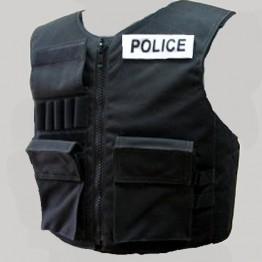 Police Body Armor-with zipper (IMP-1600)