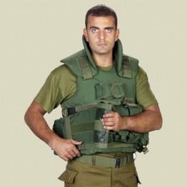 Tactical Bullet Proof Vest (IMP-1650)