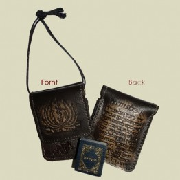 Navy- Tehilim Book of Psalms (Teh-9)