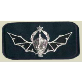 Naval Commando Patch (EP-3)