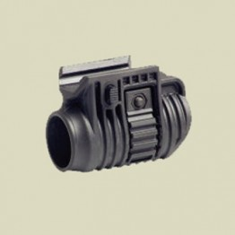 Flashlight Picatiny Rail Adaptor -3\4 inch (PLA-34)