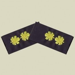 Lieutenant Colonel -Navy rank-cloth (r-17)
