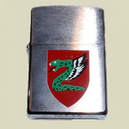 Tzanchanim - Paratroopers Zippo Lighter (ZIP-10)
