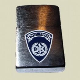 Israel Police Zippo Lighter (ZIP-4)