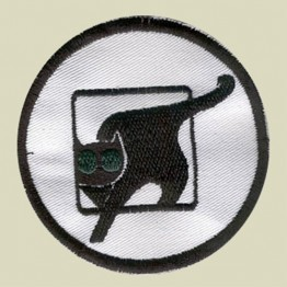 Search And Rescue Patch (IAF-12D)
