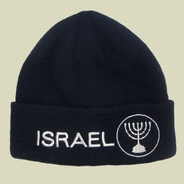 Israel Knitted Winter Watch Cap (WW-23)