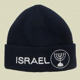 Israel Knitted Winter Watch Cap (WW-23)