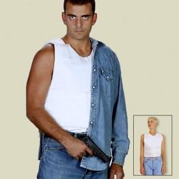 Men & Women's Body Armor Vest - Basic Level 3A (HPV-1540-4)