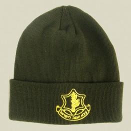 Zahal IDF Knitted Winter Watch Cap (WW-24)
