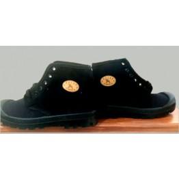 Paladium Commando Boots - Black (A-33)